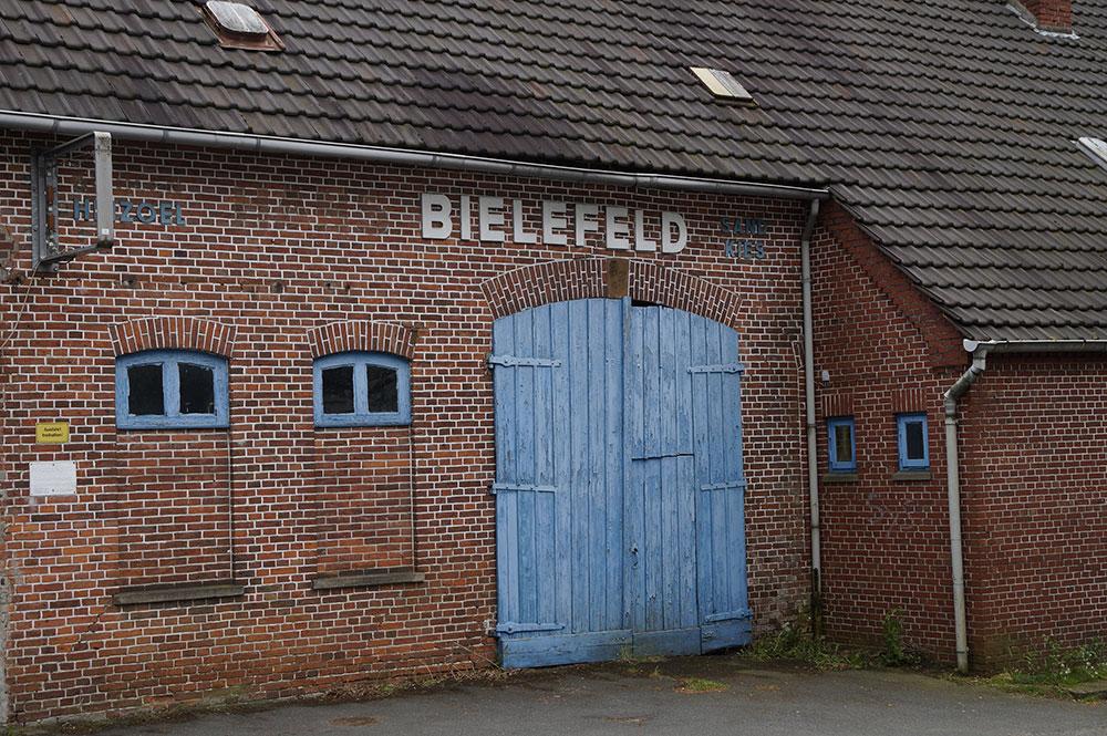 Bielefeld entdeckt