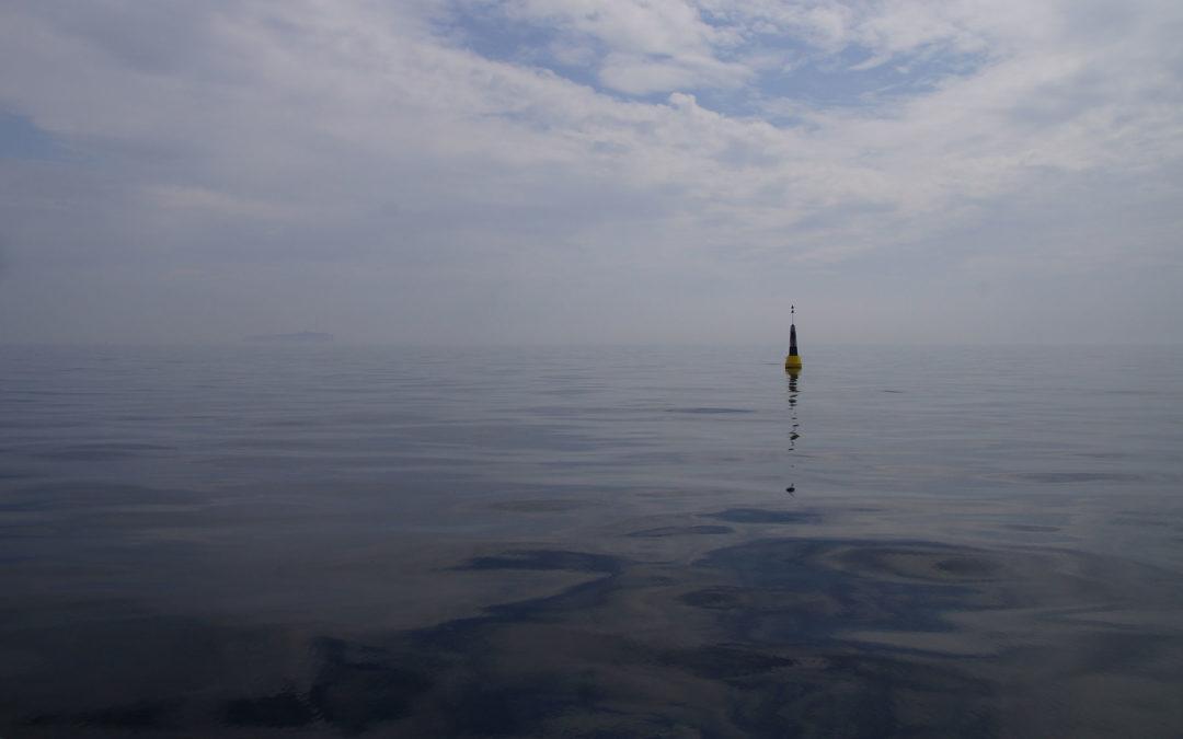 Schon wieder kein Wind in der Nordsee