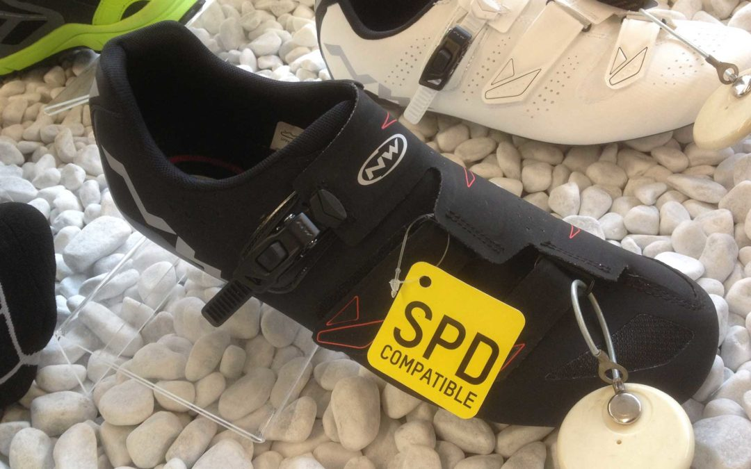 SPD-geeignete Schuhe – endlich zu haben